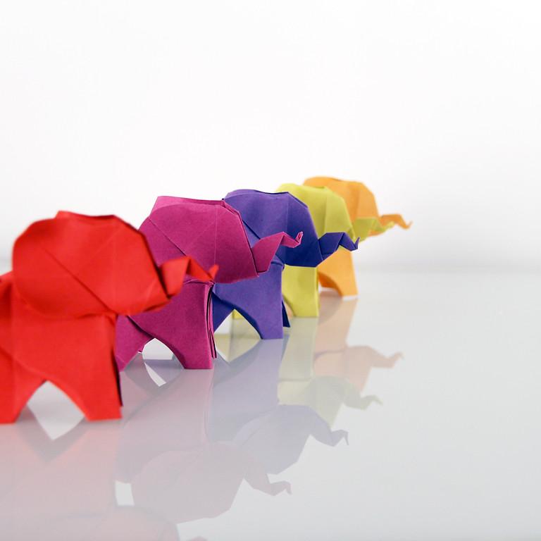 Drop-In Animal Origami