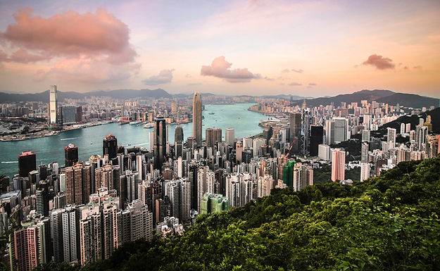 Hong Kong: A Vibrant World of Contrasts