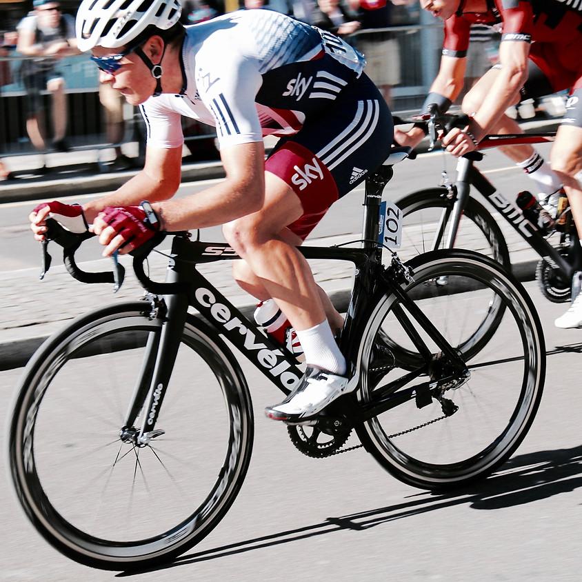 Positionnement cycliste en kinésithérapie Niv. 2