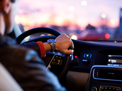 What your partner's bad driving habits reveal about their personality