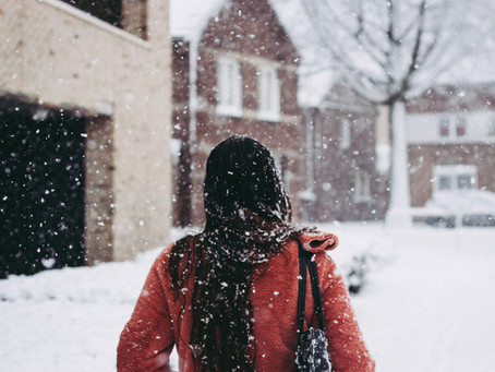 How to deal with the winter when you hate the cold weather