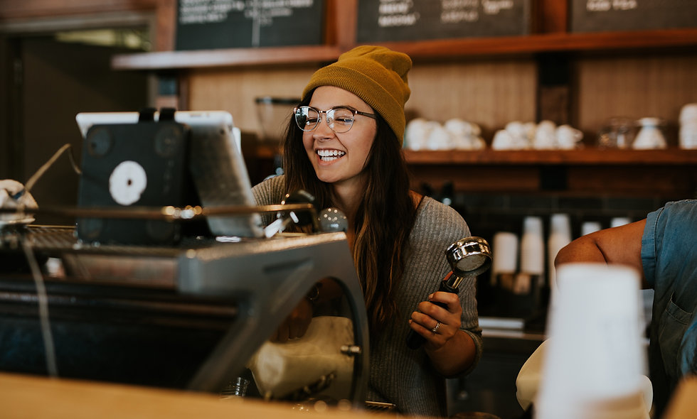 Monday to Friday Industrial Cafe - Sales of $10k to $11k per week!