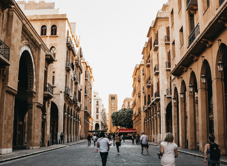 2 insight thoughts on doing business in… LEBANON