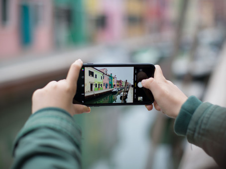 #ELHChallenge 264: Designing Camera Simulators to Learn Photography Basics