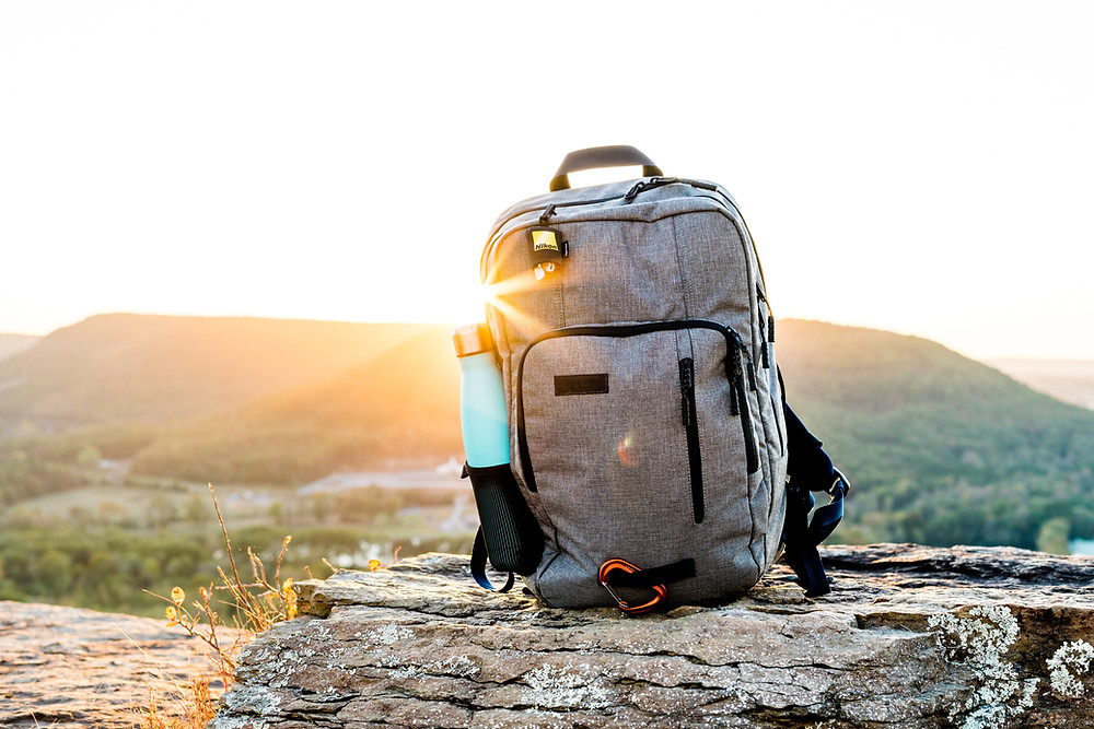 Minimalist Packing should be done with a small backpack