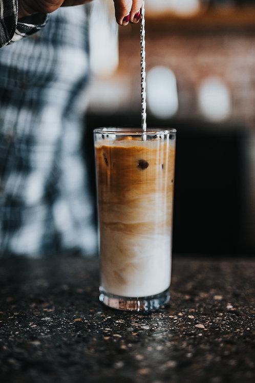 Medium Iced Coffee and Tea Tote