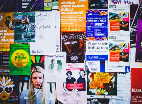 Bist du noch am Flyer basteln oder hast du schon einen Newsletter?