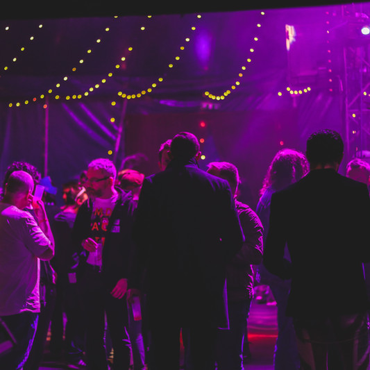 Dancing Party at Mokoto