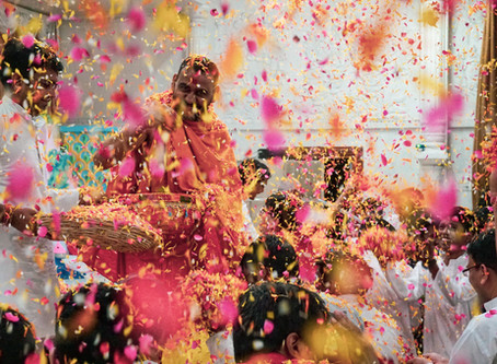 Celebrate India's Holi Festival in 2020 on a Social Impact Tour