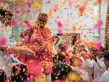 Celebrate India's Holi Festival in 2020 on a Social Impact Tour