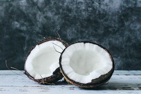 Sunde kokostoppe