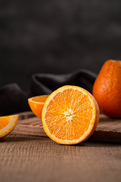 Orange  - Body Oil