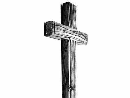 A blessed Holy Week to you!