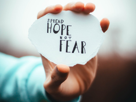 Hope In the Midst of COVID 19