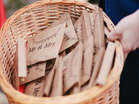 3 Tips on Marketing to Couples who are Having a Sustainable Wedding
