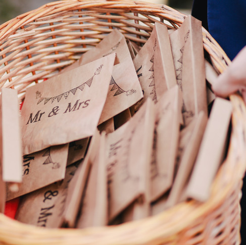 What to Include in your Wedding Bathroom Baskets