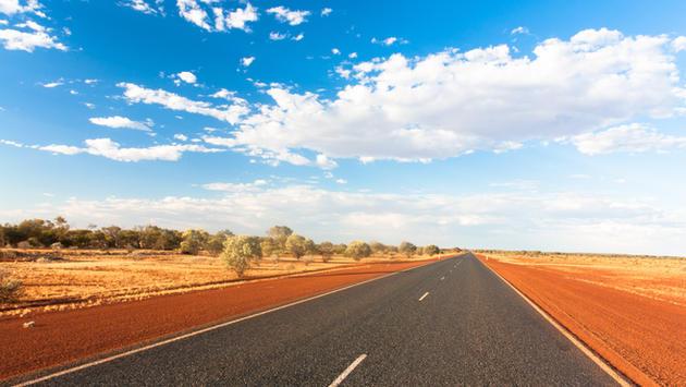 Alice Springs - Darwin (fast)