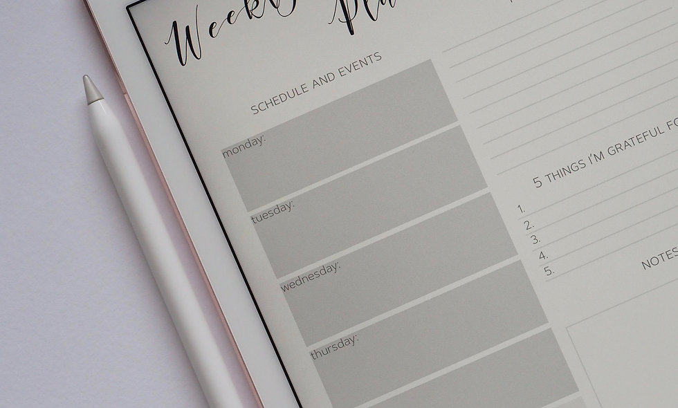 UK Wedding Planning Checklist