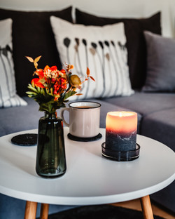 Brighten up your Morning Candle