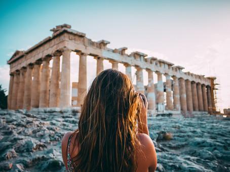 קסם אתונה -בירת יוון