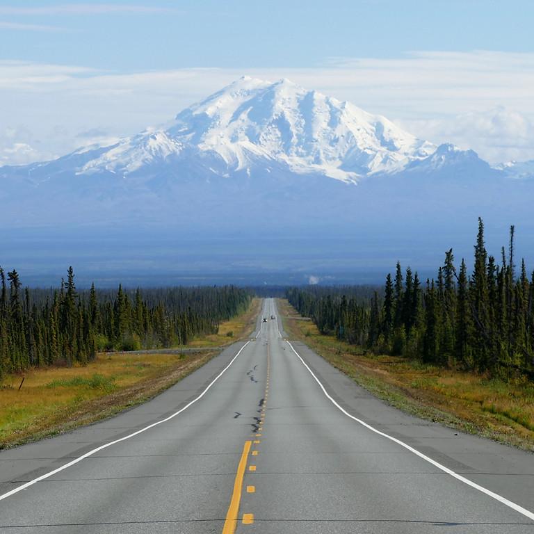 ALASKA (USA) ЛИЖНИЙ ТУР