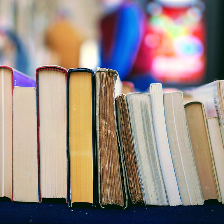 Pickford Library Used Book Sale