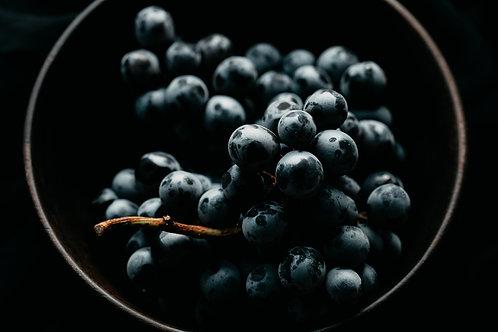 Black grapes seedless Australia / USA (500gm)