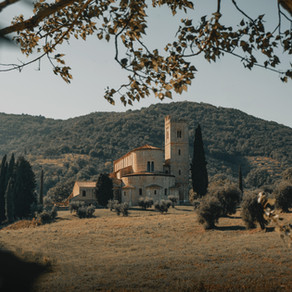RR - Pilgrimage to Brown Madonna, St Bonventure's degrading town