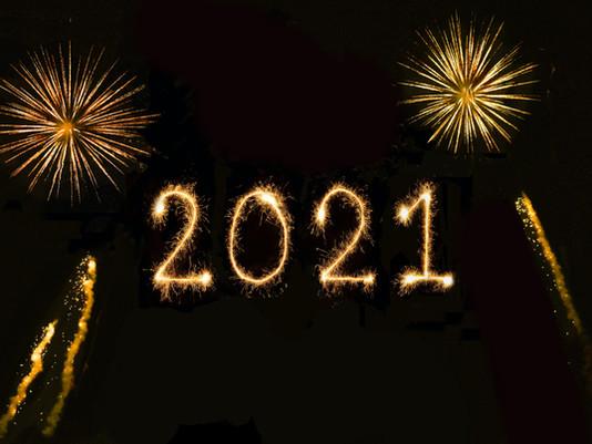 Resoluciones para un 2021 Diferente y Lleno de Acción
