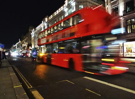 לונדון - איך מתניידים במטרופולין ענק?