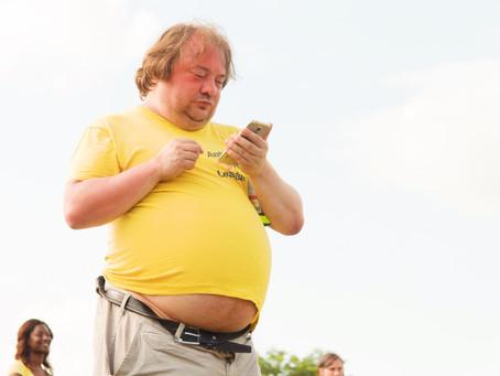 Nem jár a lombikkezelés, ha az apa kövér