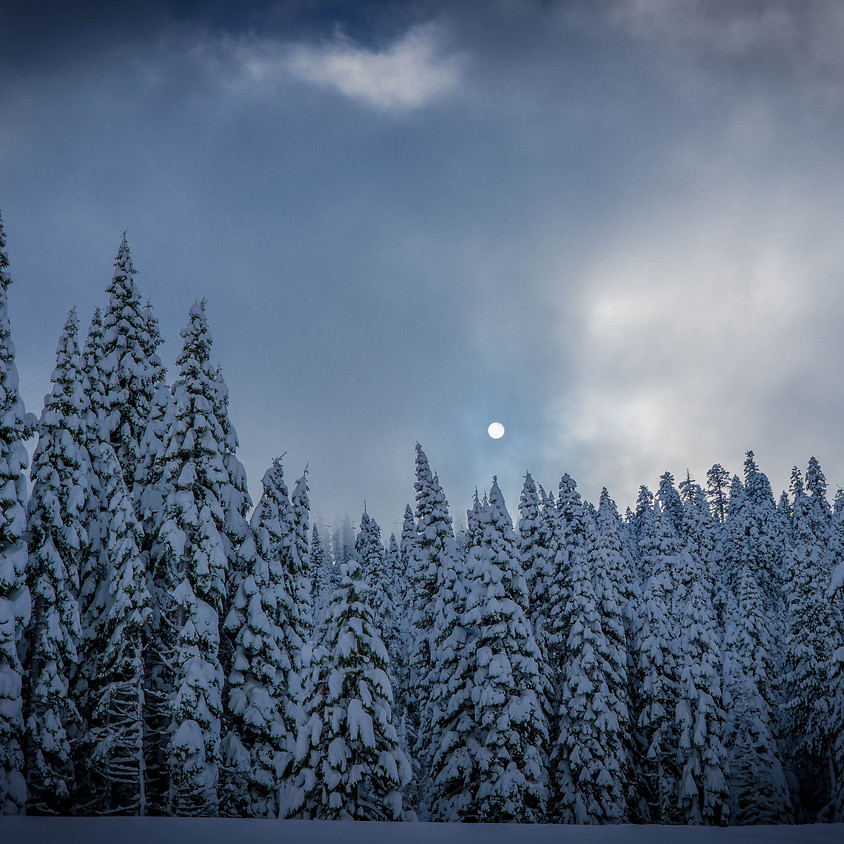 SOLD OUT!!!  Full Snow Moon Meditation Circle