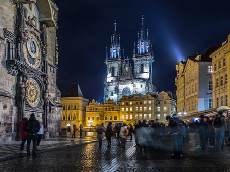 Virtual Itinerary... Prague