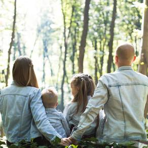 Parenting Series 6: Reinforcing Love