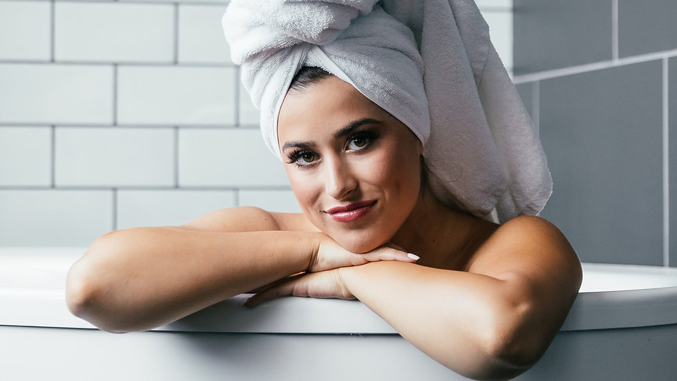 Dry Flower Essential Oil Nourishing Skin Care Cleansing Handmade Soap Bath Soap