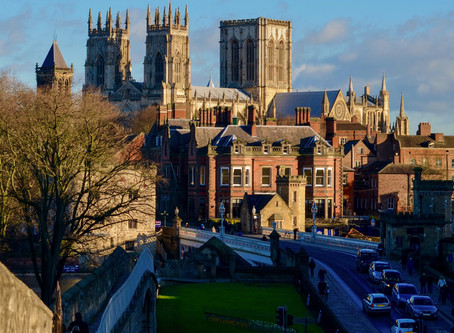 York - a day trip to a city of history