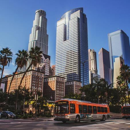 Fiche Ville Los Angeles 🇺🇸