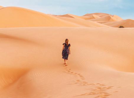 Lições do Isolamento e Deserto