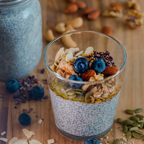 Chia: The Tiny Superfood