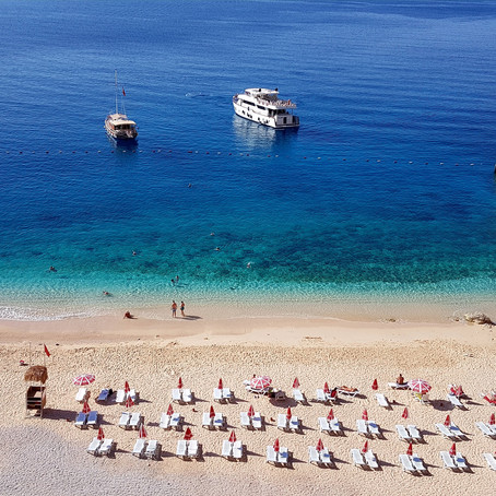 PLACES TO VISIT IN TURKEY DURING YOUR STAY