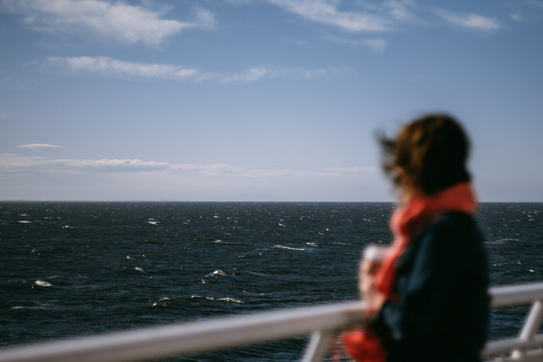 Boating Vancouver Island