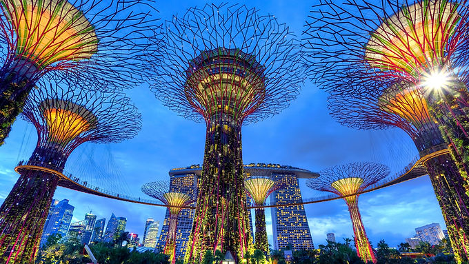 Singapore: An Introduction to The Lion City