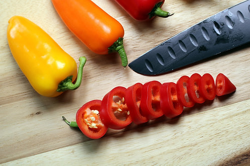 Organic Mini Sweet Pepper