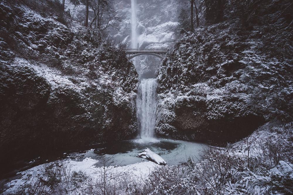 Waterfalls Oregon