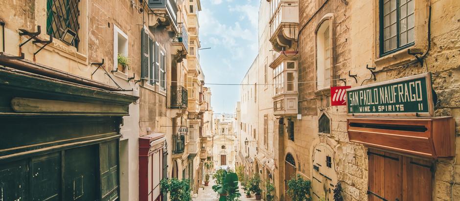 馬爾他 Malta – 護照 – 115萬歐元