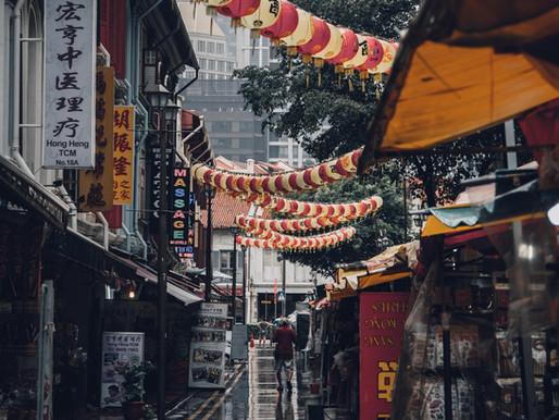 Singapore's China Town