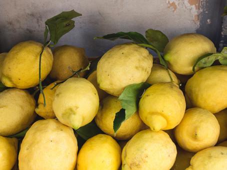 אחת מן ההמון| לימונדה, לימון ואחת מן ההמון