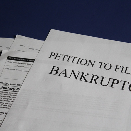 Bankruptcies filed in fastest pace since May 2009
