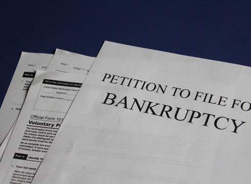 What happens if my wedding venue goes bankrupt?