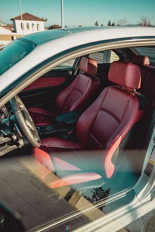 Interior Car Clean